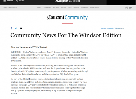 Windsor Education Foundation