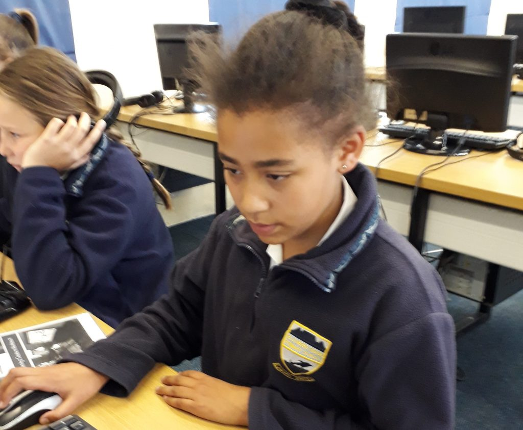 Paola Carnegie's students are the first at her school to collaborate globally on STEAM projects with partner students in another county. They learned Scratch programming together with partner students in the United States in LUV's Global Programming course.